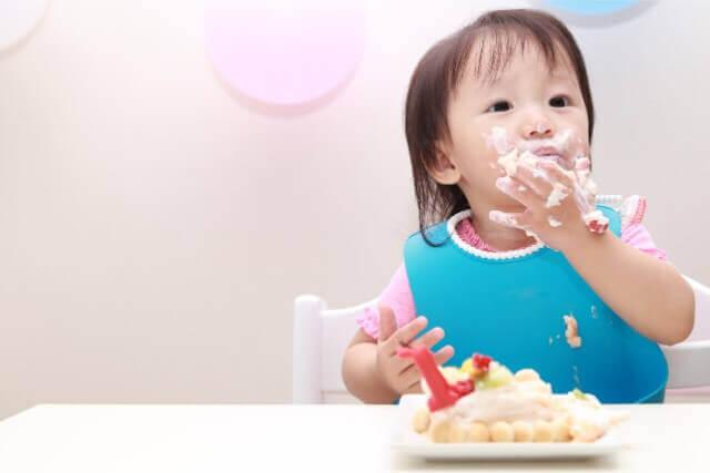 絵本で食育を学ぼう!1歳児におすすめの食育絵本