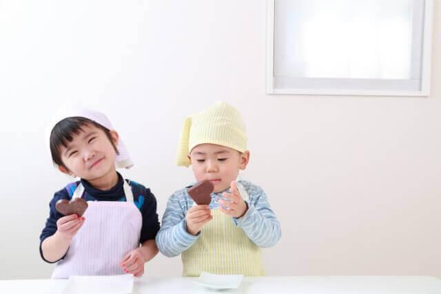 子供と台所~五感フル活用!台所食育~