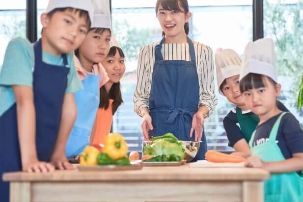 食育の資格を取るメリットは?食育の資格おすすめ4選!
